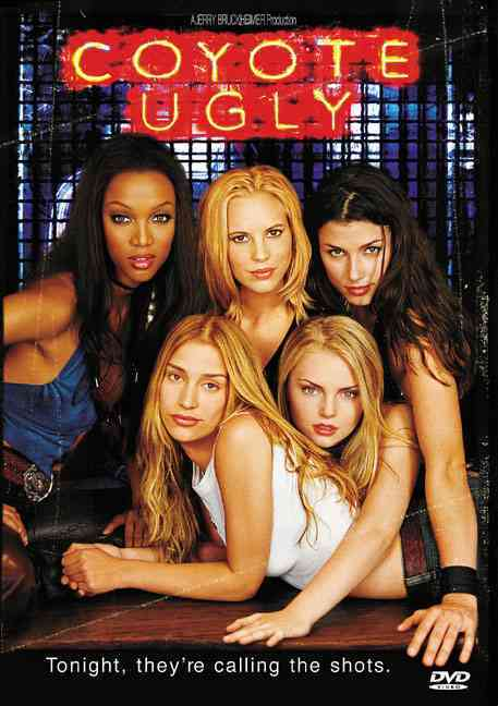 COYOTE UGLY BY PERABO,PIPER (DVD)